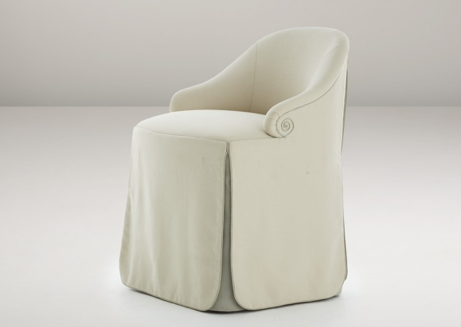vanity chair.  Maxine Vanity Stool
