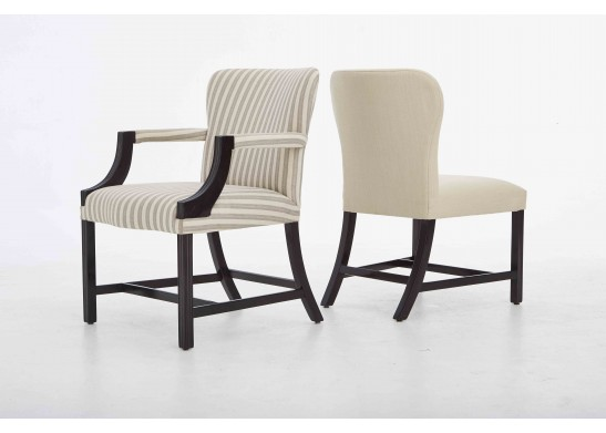 Stewart I Dining Arm Amp Side Chair